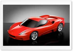 Ferrari Supercar HD Wide Wallpaper for Widescreen