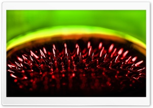 Ferrofluid Macro HD Wide Wallpaper for 4K UHD Widescreen desktop & smartphone