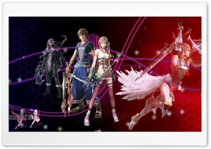 FFXIII-2 HD Wide Wallpaper for Widescreen