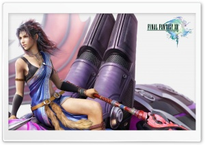 FFXIII Fang-Bahamut Ultra HD Wallpaper for 4K UHD Widescreen desktop, tablet & smartphone