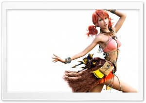 FFXIII Vanille HD Wide Wallpaper for Widescreen