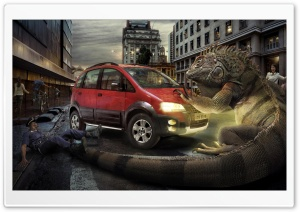 Fiat Ultra HD Wallpaper for 4K UHD Widescreen desktop, tablet & smartphone
