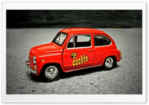 Fiat750 HD Wide Wallpaper for Widescreen