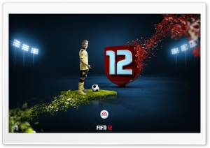 Fifa 12 HD Wide Wallpaper for 4K UHD Widescreen desktop & smartphone