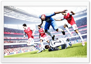 Fifa 12 HD Wide Wallpaper for Widescreen