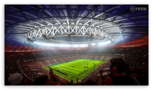 FIFA 18 Stadium ❤ 4K UHD Wallpaper for 4K UHD 16:9 Ultra High Definition 2160p 1440p 1080p 900p 720p ; UHD 16:9 2160p 1440p 1080p 900p 720p ; Mobile 16:9 - 2160p 1440p 1080p 900p 720p ;