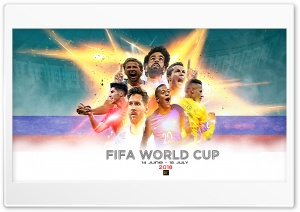 FIFA WORLD CUP Ultra HD Wallpaper for 4K UHD Widescreen desktop, tablet & smartphone