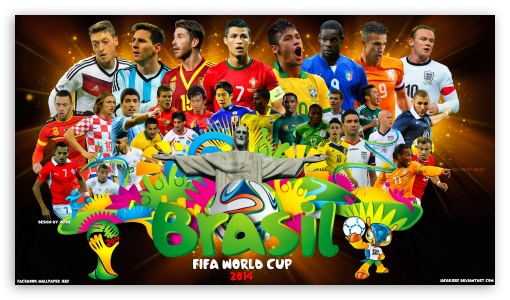 FIFA WORLD CUP 2014 ❤ 4K UHD Wallpaper for 4K UHD 16:9 Ultra High Definition 2160p 1440p 1080p 900p 720p ; Mobile 16:9 - 2160p 1440p 1080p 900p 720p ;
