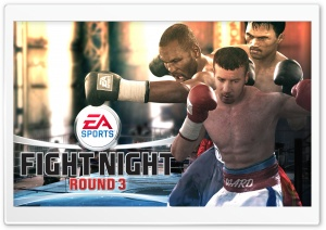 Fight Night Round 3 HD Wide Wallpaper for Widescreen