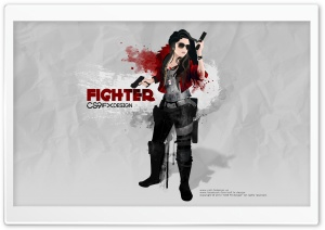 Fighter - E1 HD Wide Wallpaper for Widescreen