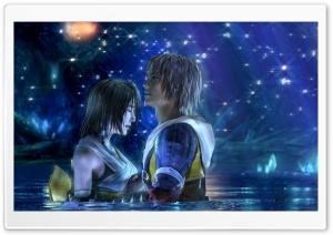 Final Fantasy HD Wide Wallpaper for Widescreen