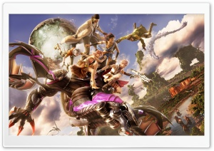Final Fantasy 13 HD Wide Wallpaper for 4K UHD Widescreen desktop & smartphone