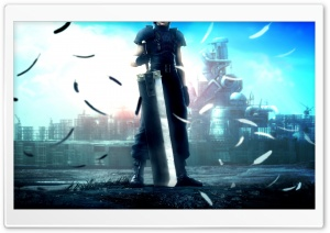 Final Fantasy 7 HD Wide Wallpaper for Widescreen
