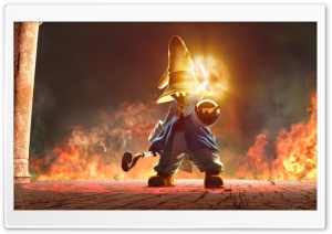 Final Fantasy IX Art HD Wide Wallpaper for Widescreen