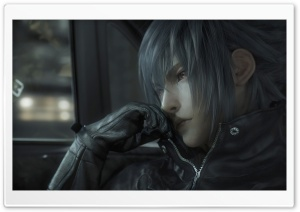 Final Fantasy, Noctis HD Wide Wallpaper for Widescreen