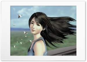 Final Fantasy VIII Rinoa Ultra HD Wallpaper for 4K UHD Widescreen desktop, tablet & smartphone