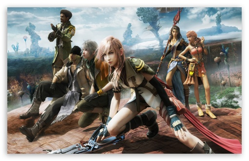 Final Fantasy XIII HD wallpaper for Wide 16:10 5:3 Widescreen WHXGA WQXGA WUXGA WXGA WGA ; HD 16:9 High Definition WQHD QWXGA 1080p 900p 720p QHD nHD ; Standard 4:3 5:4 3:2 Fullscreen UXGA XGA SVGA QSXGA SXGA DVGA HVGA HQVGA devices ( Apple PowerBook G4 iPhone 4 3G 3GS iPod Touch ) ; Tablet 1:1 ; iPad 1/2/Mini ; Mobile 4:3 5:3 3:2 16:9 5:4 - UXGA XGA SVGA WGA DVGA HVGA HQVGA devices ( Apple PowerBook G4 iPhone 4 3G 3GS iPod Touch ) WQHD QWXGA 1080p 900p 720p QHD nHD QSXGA SXGA ;