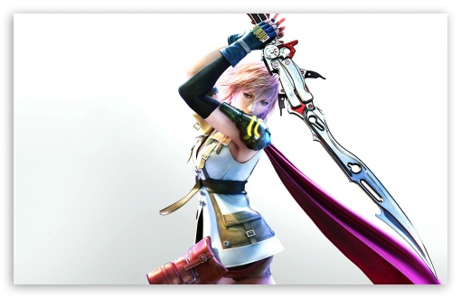 Final Fantasy XIII - Lightning HD wallpaper for Wide 16:10 5:3 Widescreen WHXGA WQXGA WUXGA WXGA WGA ; HD 16:9 High Definition WQHD QWXGA 1080p 900p 720p QHD nHD ; Standard 4:3 5:4 3:2 Fullscreen UXGA XGA SVGA QSXGA SXGA DVGA HVGA HQVGA devices ( Apple PowerBook G4 iPhone 4 3G 3GS iPod Touch ) ; iPad 1/2/Mini ; Mobile 4:3 5:3 3:2 16:9 5:4 - UXGA XGA SVGA WGA DVGA HVGA HQVGA devices ( Apple PowerBook G4 iPhone 4 3G 3GS iPod Touch ) WQHD QWXGA 1080p 900p 720p QHD nHD QSXGA SXGA ;