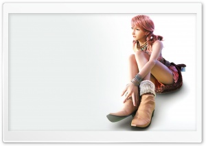 Final Fantasy XIII - Oerba Dia Vanille HD Wide Wallpaper for Widescreen