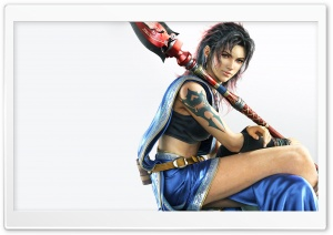 Final Fantasy XIII - Oerba Yun Fang HD Wide Wallpaper for Widescreen