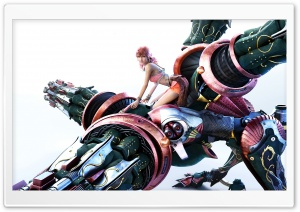 Final Fantasy XIII, Oerba Dia Vanille HD Wide Wallpaper for Widescreen