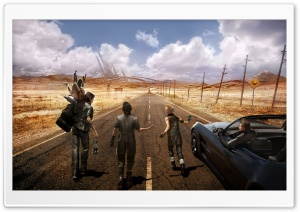 Final Fantasy XV Video Game HD Wide Wallpaper for Widescreen