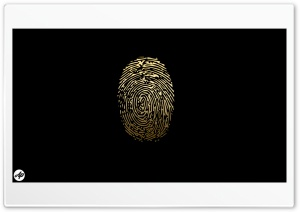 Fingerprint HD Wide Wallpaper for Widescreen