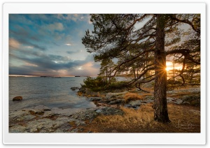 Finland Landscape Ultra HD Wallpaper for 4K UHD Widescreen desktop, tablet & smartphone