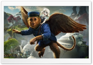 Finley - Oz the Great and Powerful 2013 Movie HD Wide Wallpaper for 4K UHD Widescreen desktop & smartphone