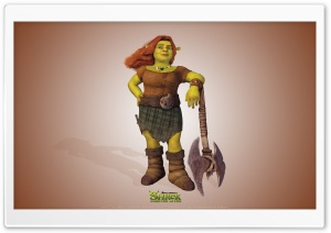 Fiona, Shrek Forever After HD Wide Wallpaper for 4K UHD Widescreen desktop & smartphone
