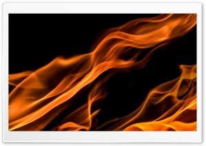 Fire Flames HD Wide Wallpaper for Widescreen
