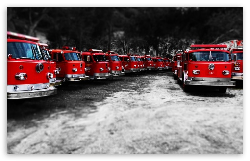 Fire Trucks - Red Black White ❤ 4K UHD Wallpaper for Wide 16:10 5:3 Widescreen WHXGA WQXGA WUXGA WXGA WGA ; 4K UHD 16:9 Ultra High Definition 2160p 1440p 1080p 900p 720p ; Mobile 5:3 16:9 - WGA 2160p 1440p 1080p 900p 720p ; Dual 16:10 5:3 4:3 5:4 WHXGA WQXGA WUXGA WXGA WGA UXGA XGA SVGA QSXGA SXGA ;