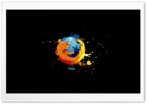 Firefox HD Wide Wallpaper for Widescreen