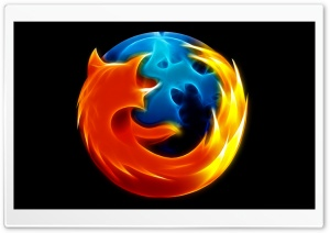 Firefox 4 HD Wide Wallpaper for Widescreen