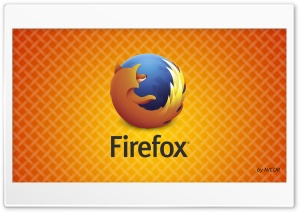 Firefox Stripes HD Wide Wallpaper for Widescreen