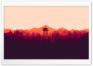 FireWatch HD Wide Wallpaper for 4K UHD Widescreen desktop & smartphone