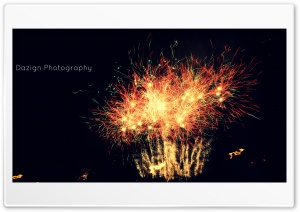 Firework 2012-2013 HD Wide Wallpaper for Widescreen