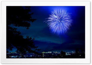 Fireworks Ultra HD Wallpaper for 4K UHD Widescreen desktop, tablet & smartphone