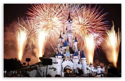 Fireworks UltraHD Wallpaper for Wide 16:10 Widescreen WHXGA WQXGA WUXGA WXGA ;