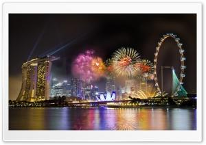 Fireworks Ultra HD Wallpaper for 4K UHD Widescreen desktop, tablet & smartphone