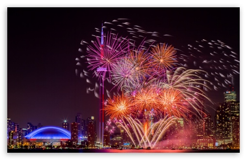 Fireworks Toronto UltraHD Wallpaper for Wide 16:10 5:3 Widescreen WHXGA WQXGA WUXGA WXGA WGA ; UltraWide 21:9 24:10 ; 8K UHD TV 16:9 Ultra High Definition 2160p 1440p 1080p 900p 720p ; UHD 16:9 2160p 1440p 1080p 900p 720p ; Standard 4:3 5:4 3:2 Fullscreen UXGA XGA SVGA QSXGA SXGA DVGA HVGA HQVGA ( Apple PowerBook G4 iPhone 4 3G 3GS iPod Touch ) ; Smartphone 16:9 3:2 5:3 2160p 1440p 1080p 900p 720p DVGA HVGA HQVGA ( Apple PowerBook G4 iPhone 4 3G 3GS iPod Touch ) WGA ; Tablet 1:1 ; iPad 1/2/Mini ; Mobile 4:3 5:3 3:2 16:9 5:4 - UXGA XGA SVGA WGA DVGA HVGA HQVGA ( Apple PowerBook G4 iPhone 4 3G 3GS iPod Touch ) 2160p 1440p 1080p 900p 720p QSXGA SXGA ;