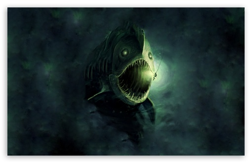 Fish Monster HD wallpaper for Wide 16:10 5:3 Widescreen WHXGA WQXGA WUXGA WXGA WGA ; HD 16:9 High Definition WQHD QWXGA 1080p 900p 720p QHD nHD ; Standard 4:3 5:4 3:2 Fullscreen UXGA XGA SVGA QSXGA SXGA DVGA HVGA HQVGA devices ( Apple PowerBook G4 iPhone 4 3G 3GS iPod Touch ) ; Tablet 1:1 ; iPad 1/2/Mini ; Mobile 4:3 5:3 3:2 16:9 5:4 - UXGA XGA SVGA WGA DVGA HVGA HQVGA devices ( Apple PowerBook G4 iPhone 4 3G 3GS iPod Touch ) WQHD QWXGA 1080p 900p 720p QHD nHD QSXGA SXGA ;