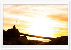 Fishing HD Wide Wallpaper for 4K UHD Widescreen desktop & smartphone