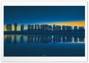 Fishing Lake Ultra HD Wallpaper for 4K UHD Widescreen desktop, tablet & smartphone