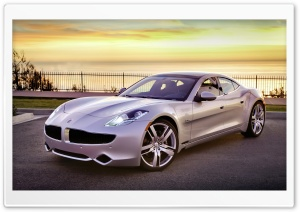 Fisker Karma HD Wide Wallpaper for Widescreen