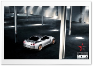 Fitment Factory Nissan GT-R Ultra HD Wallpaper for 4K UHD Widescreen desktop, tablet & smartphone