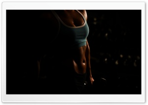 Fitness Female Body Ultra HD Wallpaper for 4K UHD Widescreen desktop, tablet & smartphone