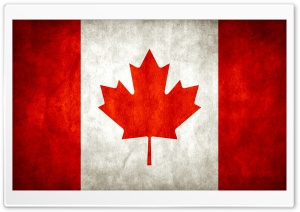 Flag Canadian HD Wide Wallpaper for Widescreen