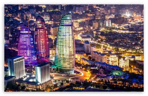 Flame Towers, Baku, Azerbaijan ❤ 4K UHD Wallpaper for Wide 16:10 5:3 Widescreen WHXGA WQXGA WUXGA WXGA WGA ; 4K UHD 16:9 Ultra High Definition 2160p 1440p 1080p 900p 720p ; UHD 16:9 2160p 1440p 1080p 900p 720p ; Standard 4:3 5:4 3:2 Fullscreen UXGA XGA SVGA QSXGA SXGA DVGA HVGA HQVGA ( Apple PowerBook G4 iPhone 4 3G 3GS iPod Touch ) ; Tablet 1:1 ; iPad 1/2/Mini ; Mobile 4:3 5:3 3:2 16:9 5:4 - UXGA XGA SVGA WGA DVGA HVGA HQVGA ( Apple PowerBook G4 iPhone 4 3G 3GS iPod Touch ) 2160p 1440p 1080p 900p 720p QSXGA SXGA ; Dual 16:10 5:3 16:9 4:3 5:4 WHXGA WQXGA WUXGA WXGA WGA 2160p 1440p 1080p 900p 720p UXGA XGA SVGA QSXGA SXGA ;