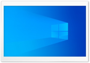 Flat New Windows 10 Ultra HD Wallpaper for 4K UHD Widescreen desktop, tablet & smartphone